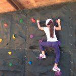 parete d'arrampicata