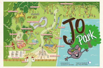 JoPark mappa